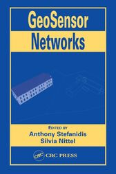 GeoSensor Networks by Anthony Stefanidis