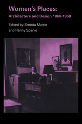 Women's Places by Brenda Martin