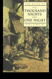 The Book of the Thousand and One Nights (Vol 3) by J.C. Mardrus
