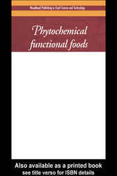Phytochemical Functional Foods by Ian Johnson
