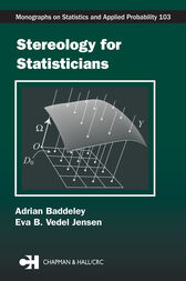 Stereology for Statisticians by Adrian Baddeley