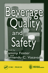 Beverage Quality and Safety by Tammy Foster