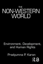 The Non-Western World by Pradyumna P. Karan