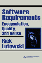 Software Requirements by Rick Lutowski