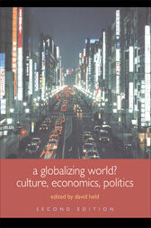 A Globalizing World? by David Held