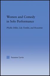 Women and Comedy in Solo Performance by Suzanne Lavin