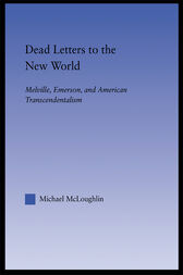 Dead Letters to the New World by Michael McLoughlin