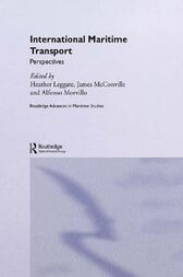 International Maritime Transport: Perspectives