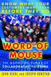 Word of Mouse by John Riedl
