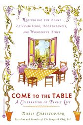 Come to the Table by Doris Christopher