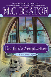 Death of a Scriptwriter by M. C. Beaton