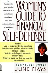 Women's Guide to Financial Self-Defense by June Mays