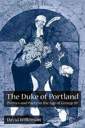 The Duke of Portland by David Wilkinson