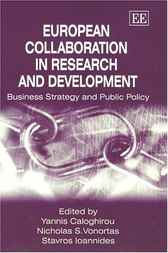 European Collaboration in Research and Development by Y.D. Caloghirou
