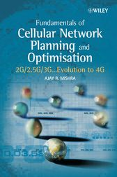 Fundamentals of Cellular Network Planning and Optimisation by Ajay R. Mishra