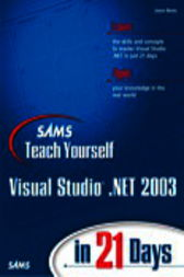 Sams Teach Yourself Visual Studio .NET 2003 in 21 Days, Adobe Reader by Jason Beres