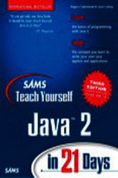 Sams Teach Yourself Java 2 in 21 Days, Adobe Reader by Laura Lemay