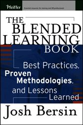 The Blended Learning Book by Josh Bersin