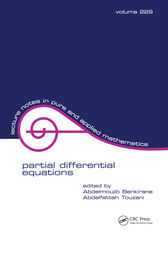 Partial Differential Equations by Abdelmoujib Benkirane