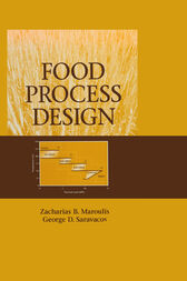 Food Process Design by Zacharias B. Maroulis