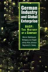 German Industry and Global Enterprise by Werner Abelshauser