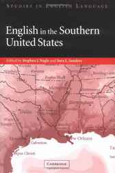 English in the Southern United States by Stephen J. Nagle