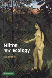 Milton and Ecology by Ken Hiltner