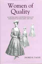 Women of Quality by Ingrid H. Tague