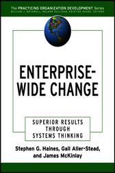 Enterprise-Wide Change by Stephen Haines