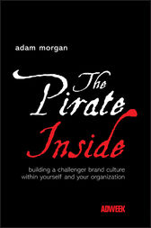 The Pirate Inside by Adam Morgan