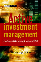 Active Investment Management by Charles Jackson