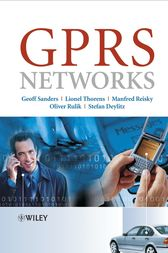 GPRS Networks by Geoff Sanders