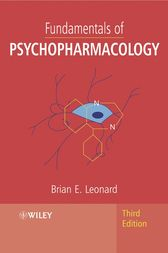 Fundamentals of Psychopharmacology by Brian E. Leonard
