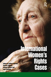 International Women's Rights Cases by Robyn Emerton