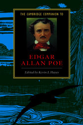 The Cambridge Companion to Edgar Allan Poe by Kevin J. Hayes