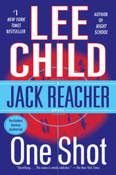 Jack Reacher: One Shot by Lee Child