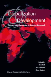 Globalization and Development by Don Kalb