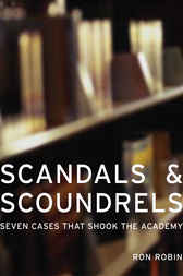 Scandals and Scoundrels by Ron Robin