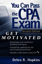 You Can Pass the CPA Exam by Debra R. Hopkins