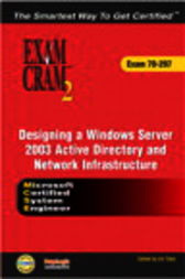 MCSE Designing a Microsoft Windows Server 2003 Active Directory and Network Infrastructure Exam Cram 2 (Exam Cram 70-297), Adobe Reader by Bill Ferguson