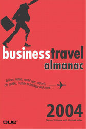Business Travel Almanac, The,  Adobe Reader by Donna Williams