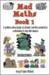Mad Math for Primary Students Book 1 by Greg Mitchell
