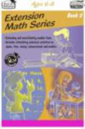 Extension Math Book 2 by Ready-Ed Publications