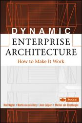 Dynamic Enterprise Architecture by Roel Wagter