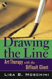 Drawing the Line by Lisa B. Moschini