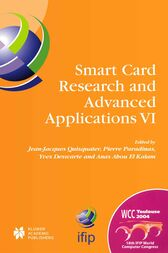 Smart Card Research and Advanced Applications VI by Jean-Jacques Quisquater