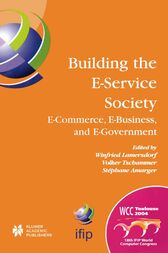 Building the E-Service Society by Winfried Lamersdorf