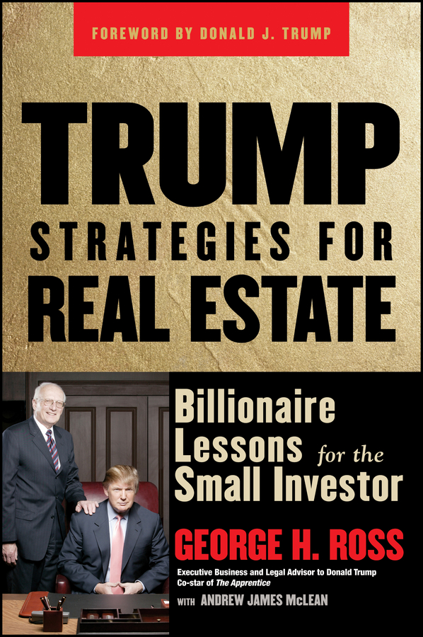 Download Ebook Trump Strategies for Real Estate by George H. Ross Pdf