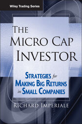 The Micro Cap Investor by Richard Imperiale