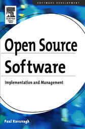 Open Source Software: Implementation and Management by Paul Kavanagh